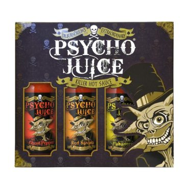 *PSYCHO JUICE GIFT BOX 70% Collection 1