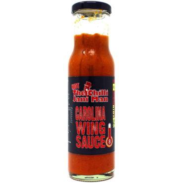The Chilli Jam Man Carolina Wing Sauce