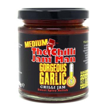 The Chilli Jam Man Gorgeous Garlic Jam