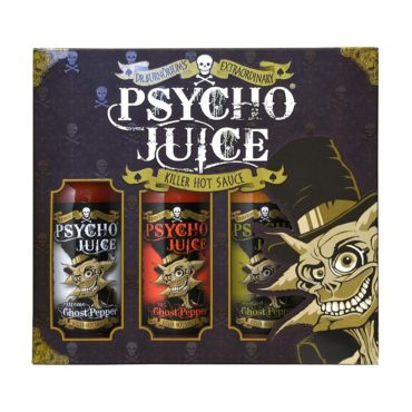 *PSYCHO JUICE GIFT BOX Extreme Collection 1