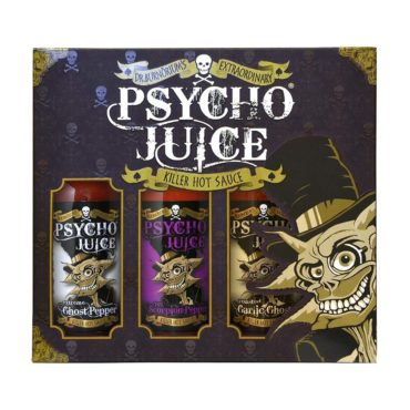*PSYCHO JUICE GIFT BOX Extreme Collection 7