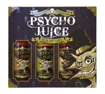 *PSYCHO JUICE GIFT BOX Ghost Collection 2