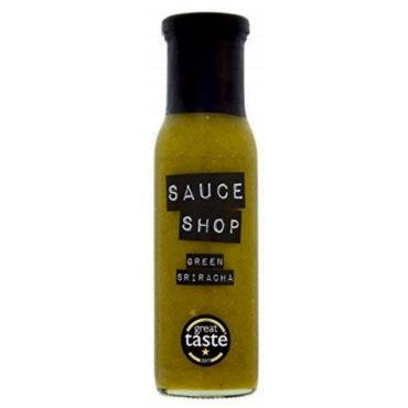 Sauce Shop Green Sriracha