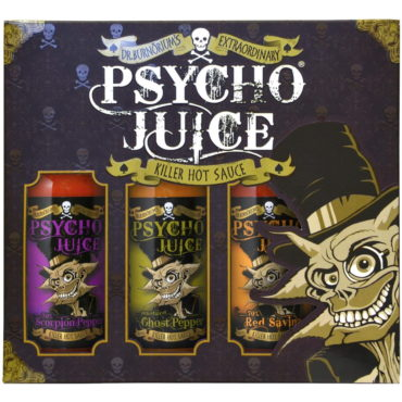 *PSYCHO JUICE GIFT BOX Scorpion Collection 1