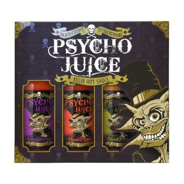 *PSYCHO JUICE GIFT BOX Scorpion Collection 2
