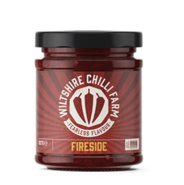 Wiltshire Chilli Farm Fireside Jam