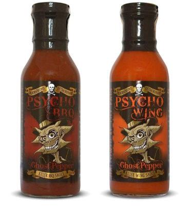 *PSYCHO BBQ & WING Combo