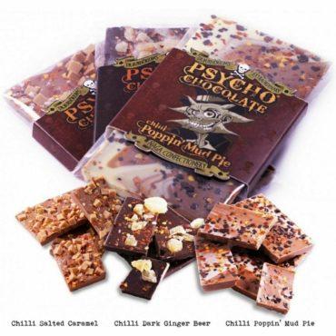 *PSYCHO CHOCOLATE - 3 Bar Mixed Combo