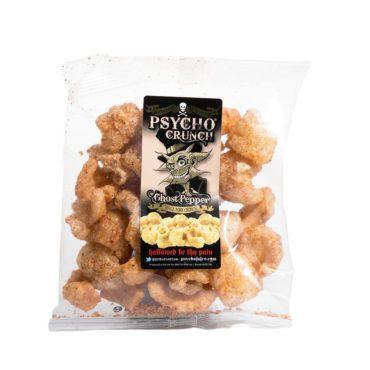*PSYCHO CRUNCH x 3 bags Naga Pork Crunch