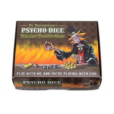 *PSYCHO DICE Russian Roulette Game